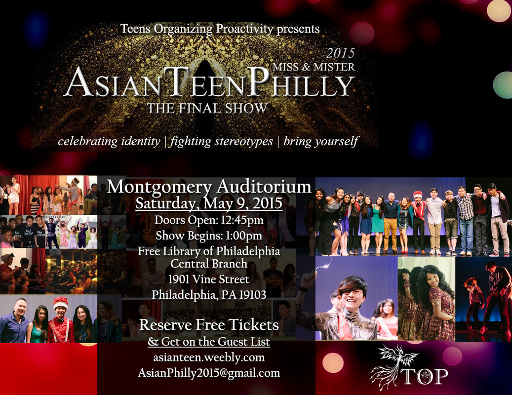 TOP presents Miss & Mister Asian Teen Philly - News